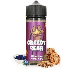 Bloated Blueberry 100ml - Greedy Bear