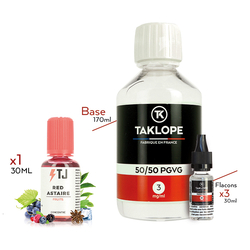 Pack DIY Red Astaire 230ml