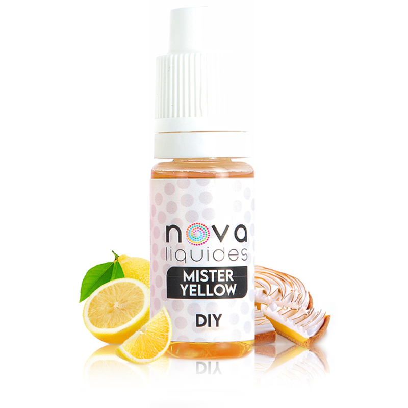 Concentré Mister Yellow - Nova Liquides