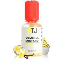 Concentré Colonel Custard 30ml - T-Juice