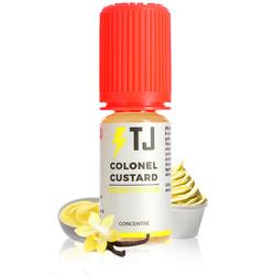 Concentré Colonel Custard 10 ml - T-Juice
