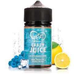 Lime Framboise Bleue ICE - Mukk Mukk