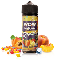 T-Rexotic 100ml - Wow Candy Juice by Made in Vape