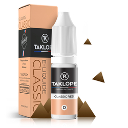 Classic Red 10ml - Taklope