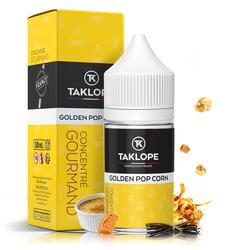 Concentré Golden Pop Corn 30ml - Taklope