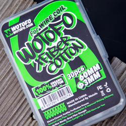 Coton Xfiber Wire Coil - Wotofo