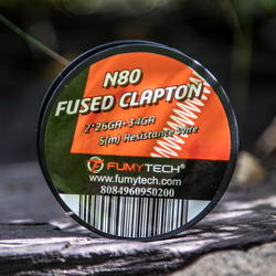Fused Clapton N80 - Fumytech