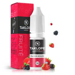 Panier Rouge Sel de Nicotine - Taklope