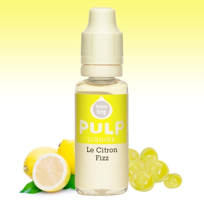 Le Citron Fizz 10ml - Pulp