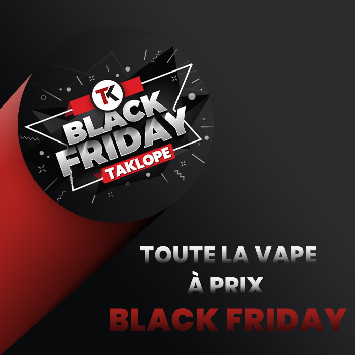 Black Friday Vape Promo