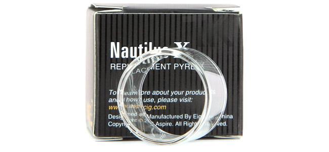 Tank Pyrex Aspire Nautilus X de remplacement