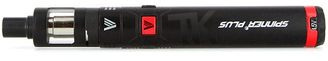 Association du clearomiseur eGo One V2 et de la batterie Spinner Plus
