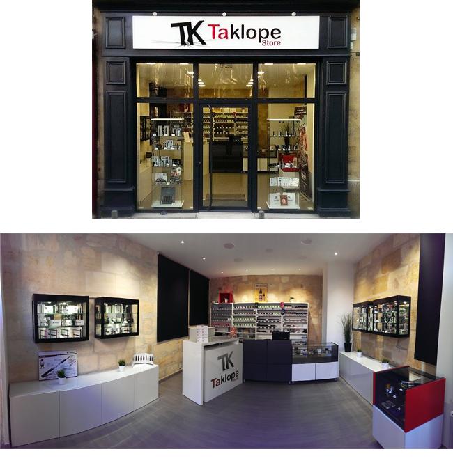 Taklope Store Bordeaux