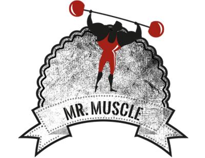 Monsieur Muscle - Black Cirkus