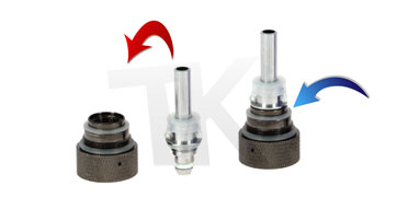 resistance kanger T3S clearomizer