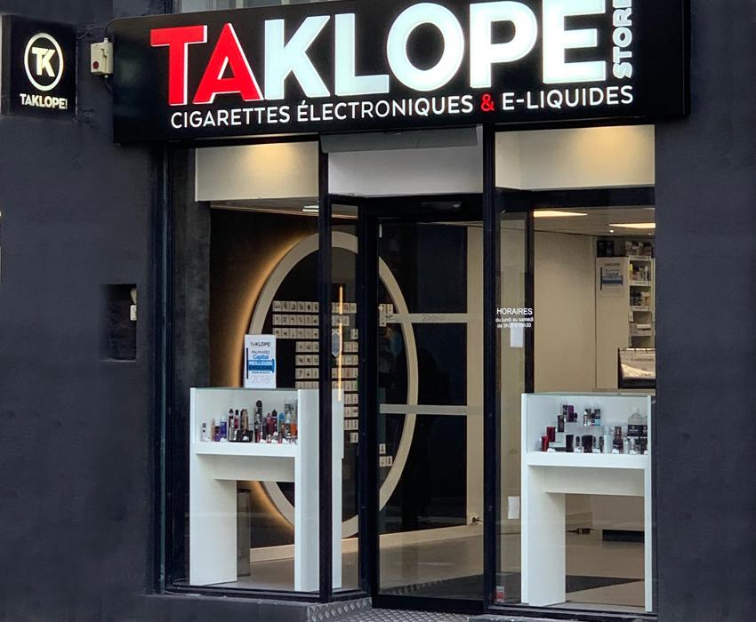 Magasin Taklope Grenoble