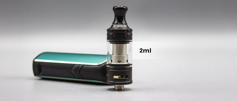 Cosmo Plus Tank : le mini clearomiseur Vaptio polyvalent
