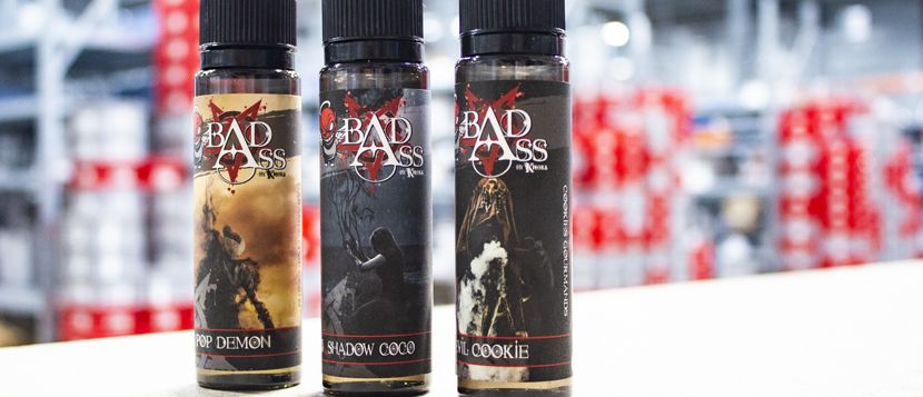 E-liquide Evil Cookie 50ml – Bad Ass