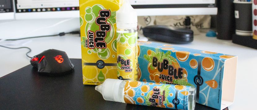 E-liquide Bubble Mint 50ml – Aroma Zon