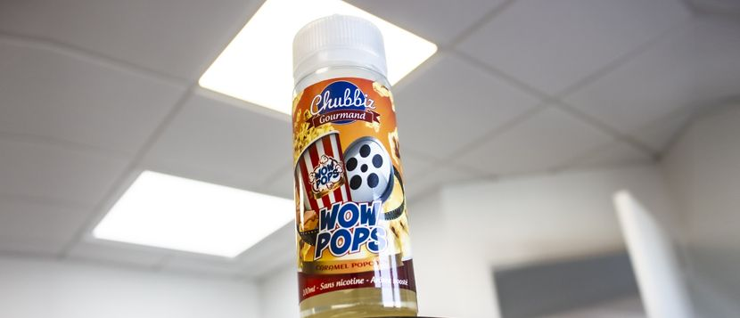 E-liquide Wow Pops 100ml – Chubbiz