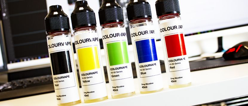 E-liquide Colourvape Red 40ml – TMax Juice