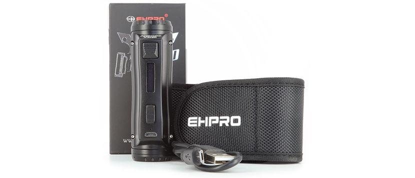 Mod Ehpro Cold Steel 100 : contenu de la boîte