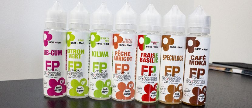 E-liquide Kilwa 50ml – Flavour Power