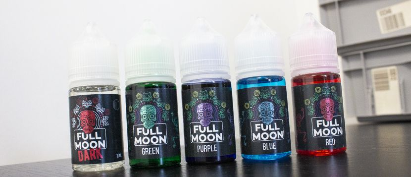 Concentré diy Green 30ml – Full Moon