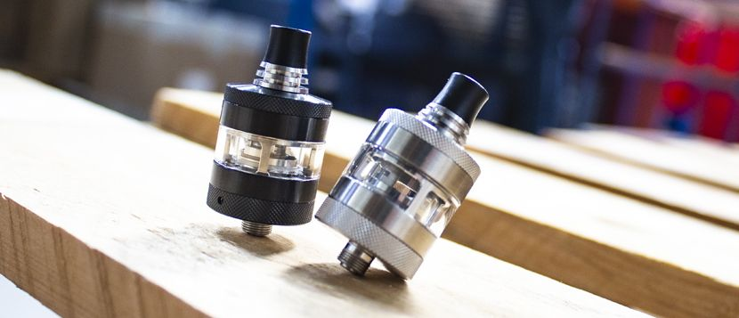 Glaz Mini RTA – Steam Crave