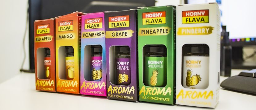 Concentré Horny Pineapple 30ml– Horny Flava