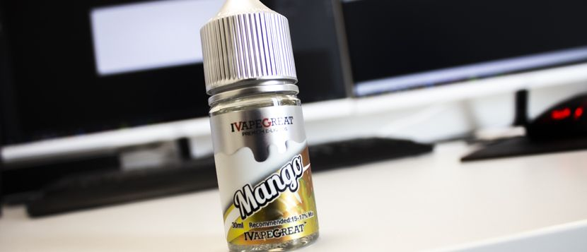 Concentré diy Mango 30ml – I Vape Great