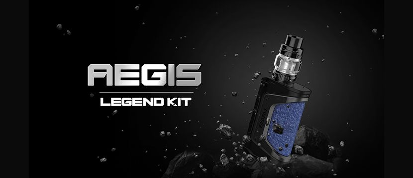 Kit Aegis Legend Alpha – Geek Vape