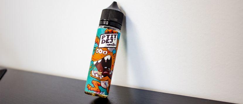 E-liquide Ptit Dej Monster 50ml – Sting Flava