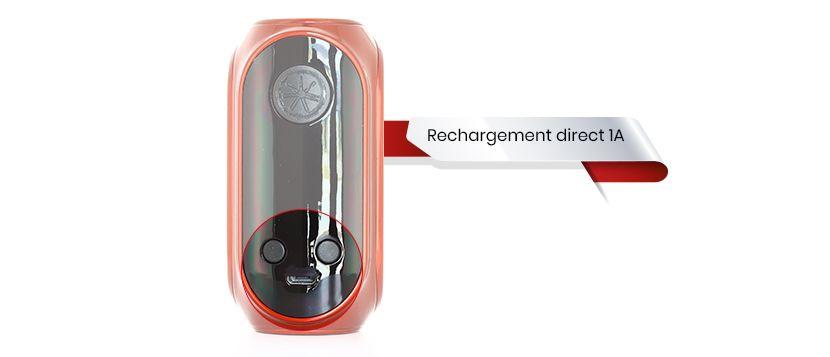 Une prise micro-USB en cas d'urgence